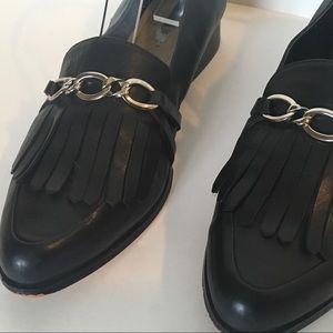 Tahari Shoes - TAHARI Black Langley loafer 8.5